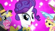 My Little Pony Friendship is Magic – Rarity Sings 'Becoming Popular' Official Music Video