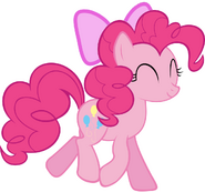 Pinkie Pie with Bow
