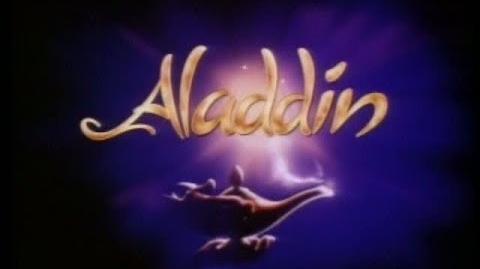 Aladdin - 1992 Theatrical Trailer