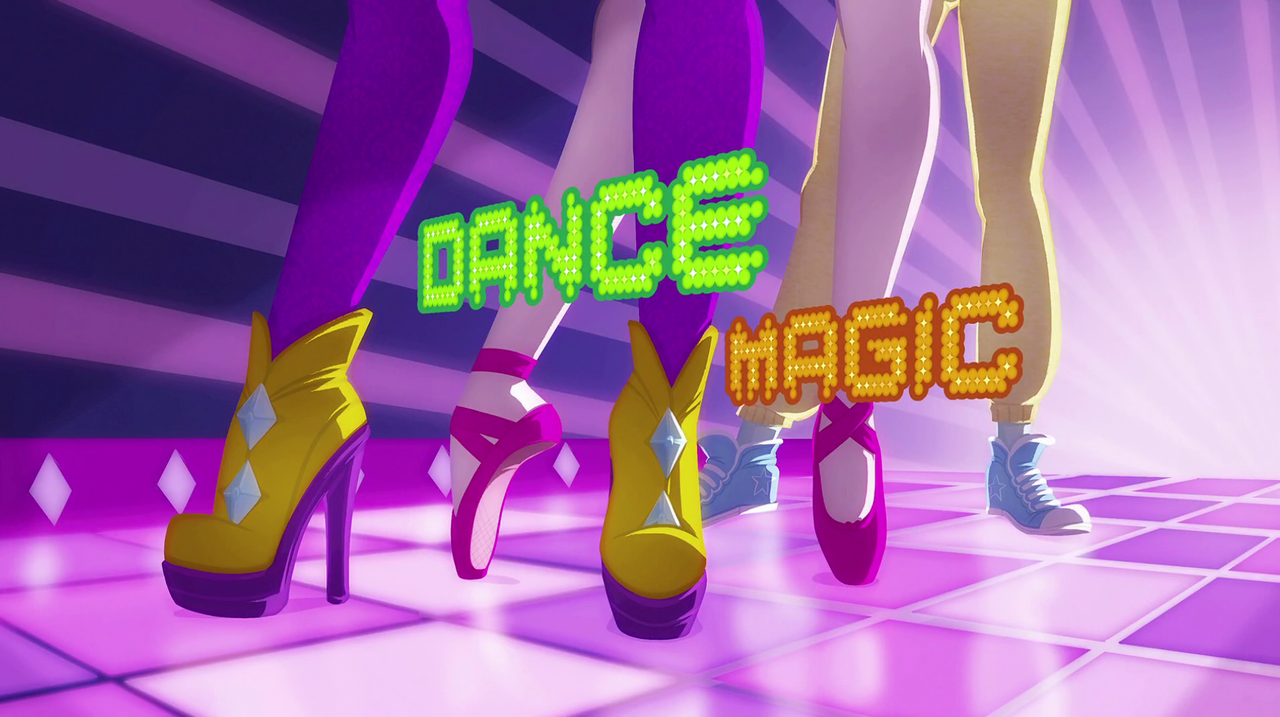 My Little Pony: Equestria Girls: Dance Magic