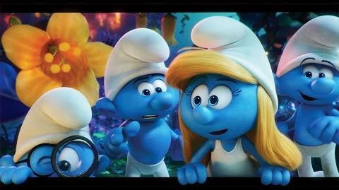 'Smurfs The Lost Village' (2017) Official Teaser Trailer