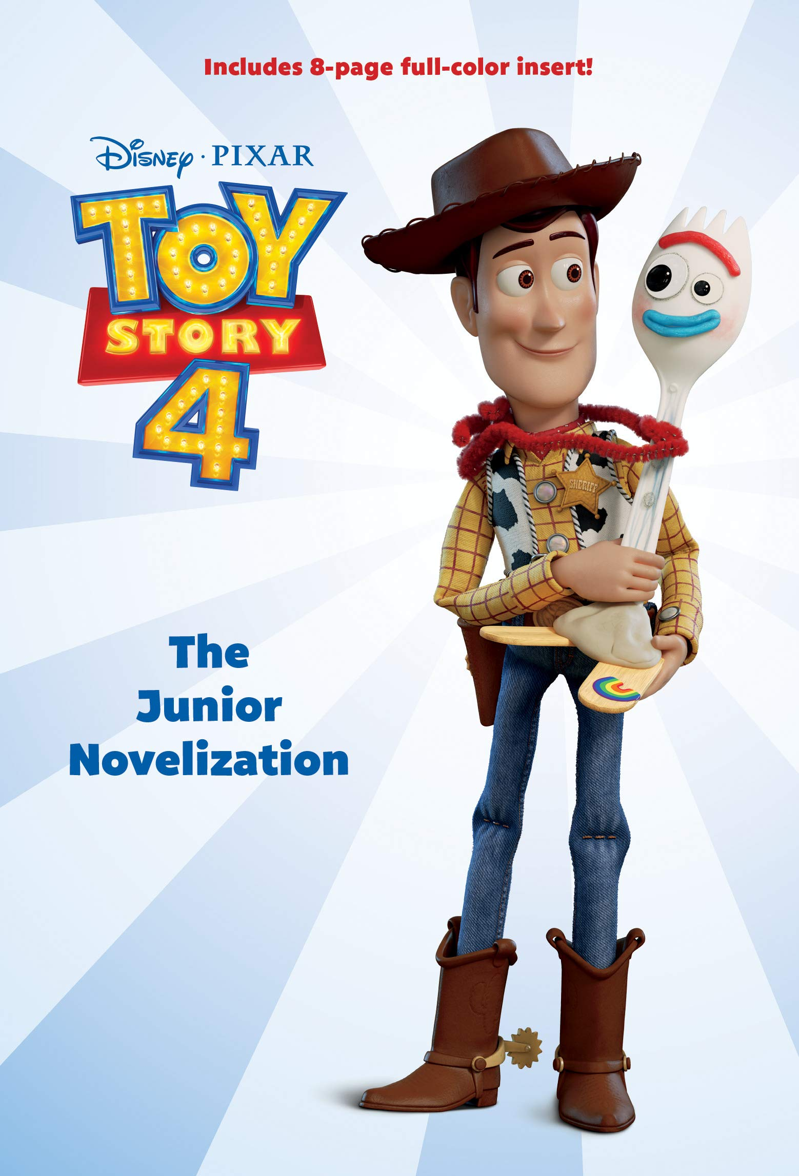 Toy Story 4 (books)