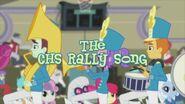 The CHS Rally Song EG3