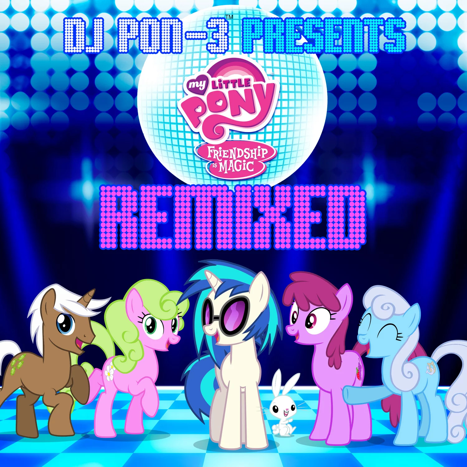 My Little Pony: Friendship is Magic Remixed