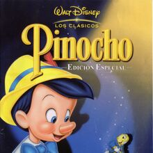 Pinocchio DVD Front Cover (Spanish).jpg