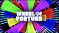 Wheel of Fortune 2019 Title Card