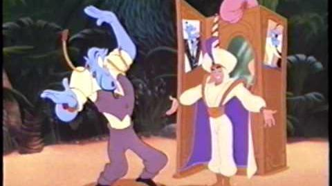 Aladdin - VHS Commercial - 1993