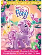 My Little Pony Classic Movie Collection DVD