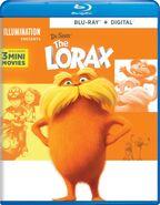 The Lorax 2019 Blu-ray