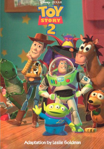 Toy Story 2 (books)