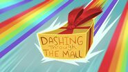 Holidays Unwrapped Part 5 'Dashing Through The Mall'
