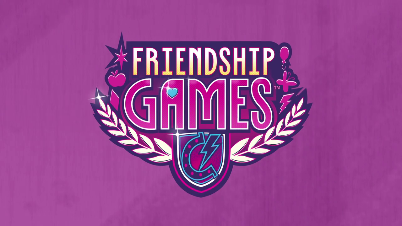 My Little Pony: Equestria Girls: Friendship Games/Animated shorts