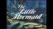 The Little Mermaid - Sneak Peek (from Bambi 1989 VHS)