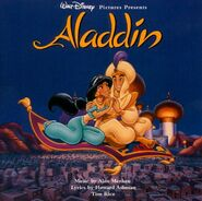Aladdin 2001 Soundtrack CD