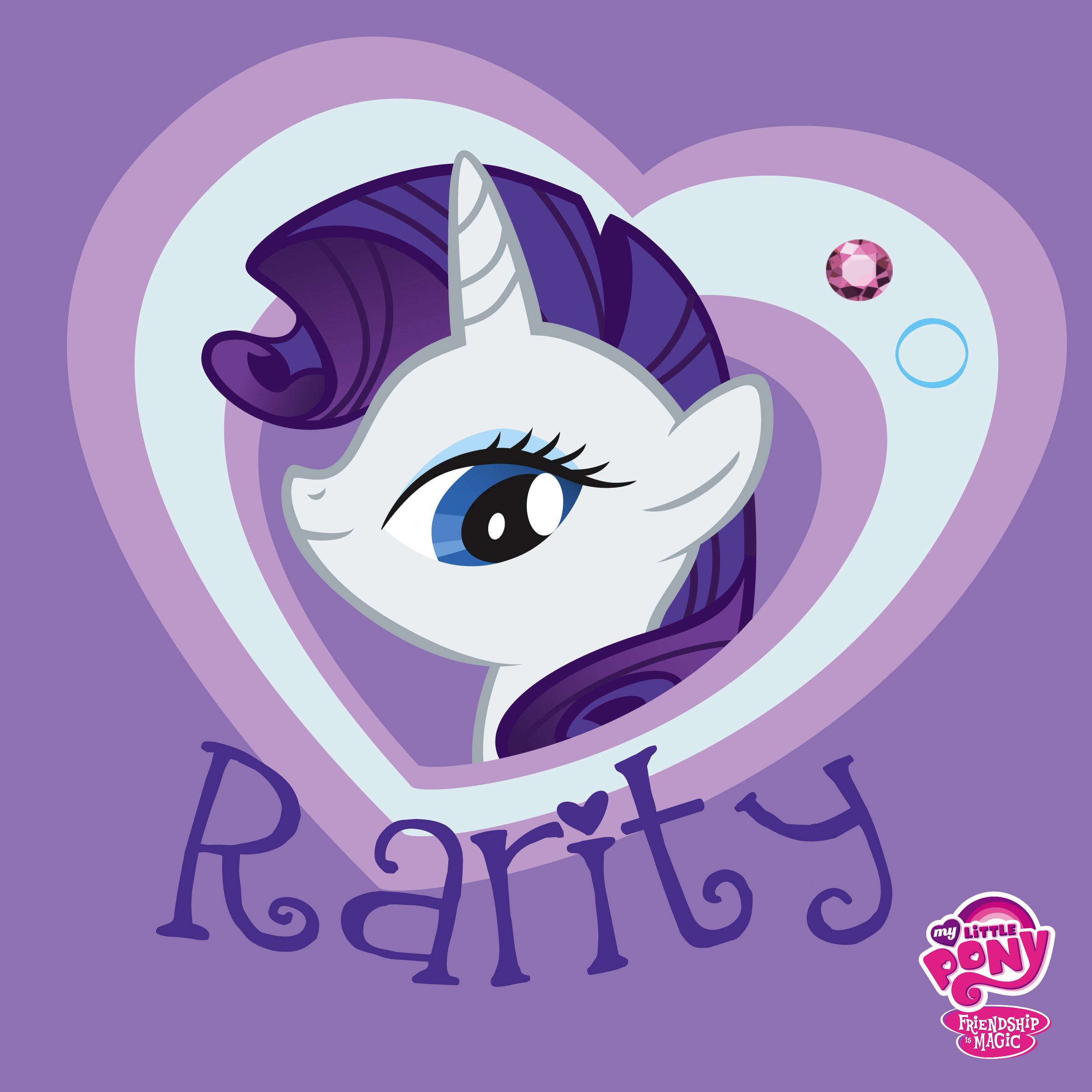 My Little Pony Friendship is Magic: Best of Rarity