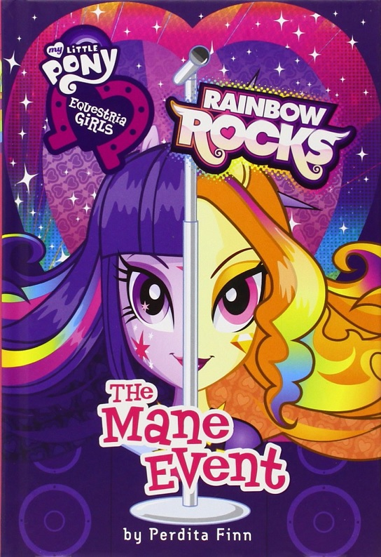 My Little Pony Equestria Girls: Rainbow Rocks: The Mane Event