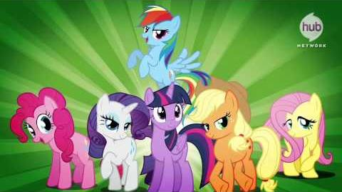 """30-Second Holiday Special """"12 Days of Ponies"""" (Promo) - Hub Network"""