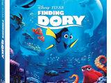 Finding Dory (Blu-ray/DVD)