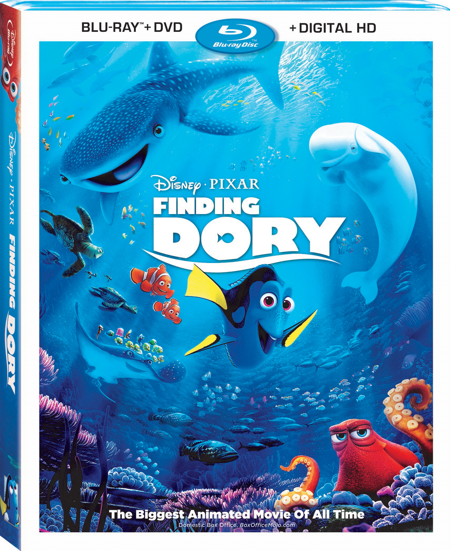 Finding Dory (Blu-ray/DVD)