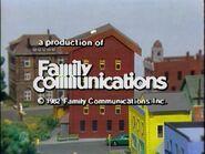 1982 Family Communications Logo