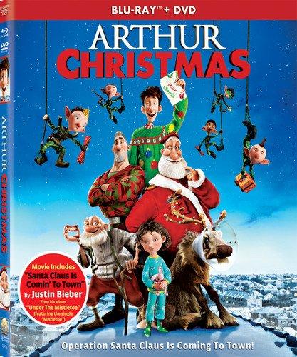 Arthur Christmas (Blu-ray/DVD)