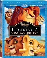 Lionking2 bluray