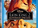 The Lion King II: Simba's Pride (2012 Special Edition)