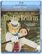 The Cat Returns 2018 Blu-ray