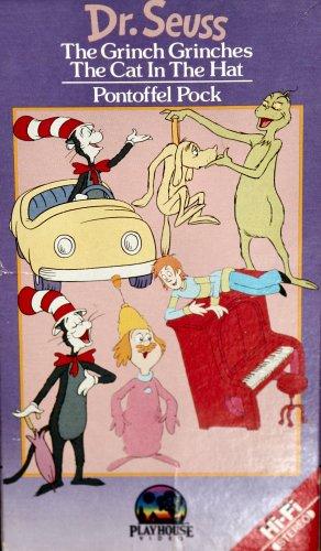 Pontoffel Pock and His Magic Piano (1985-1997 VHS)