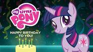 My Little Pony - Happy Birthday to You!