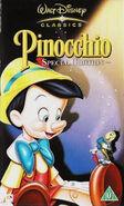 Pinocchio 2003vhs