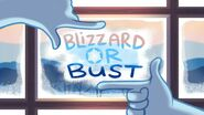 Holidays Unwrapped Part 1 'Blizzard or Bust'