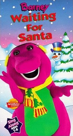 Barney & the Backyard Gang: Waiting for Santa