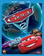 Cars2 bluray