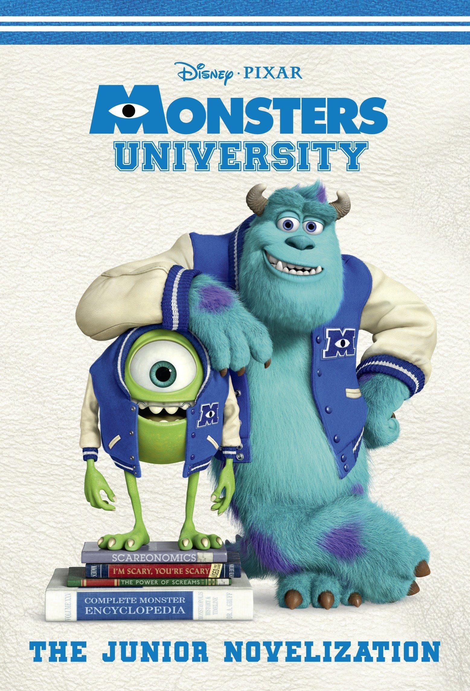 Monsters University (books)