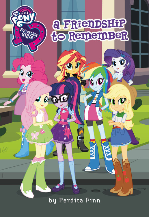 My Little Pony Equestria Girls: A Friendship to Remember