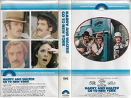 Harry And Walter Go To New York 1979 Vhs Cover