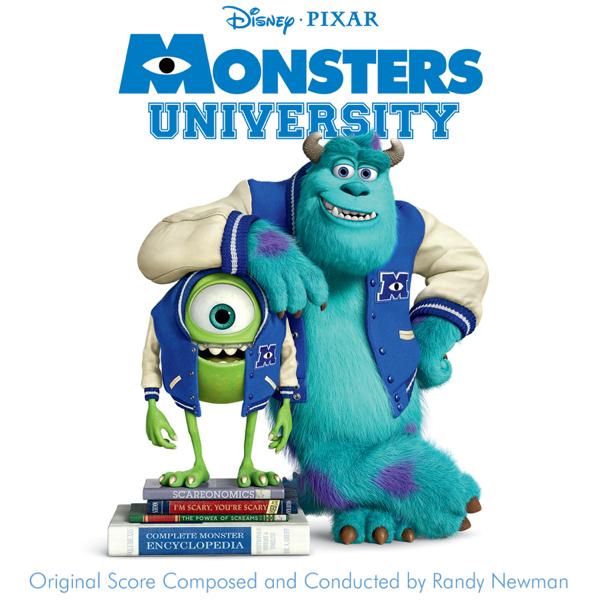 Monsters University (soundtrack)