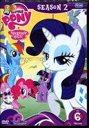 My Little Pony Season 2 Vol. 6 Thai DVD