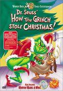 Grinch DVD 2000