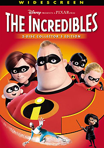 The Incredibles (DVD/VHS)