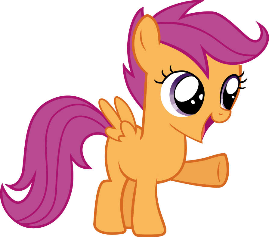 Scootaloo Twilight Sparkle S Retro Media Library Fandom Mane six from my little pony bookmark. scootaloo twilight sparkle s retro