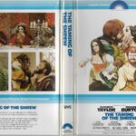''The Taming of the Shrew'' (1967 film) 1979 VHS cover .jpg