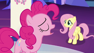 "Pinkie Pie ""you can lead a yak to water"" S7E11"