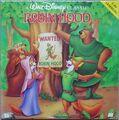 Robinhood 1991laserdisc