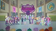 The Friendship Games EG3