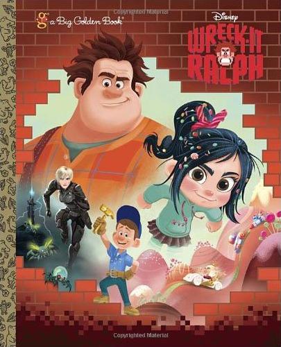Wreck-It Ralph (books)
