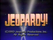 Jeopardy 1993