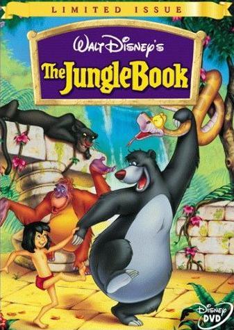 The Jungle Book (1997 VHS/1999 DVD)