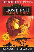 Lionking2 poster